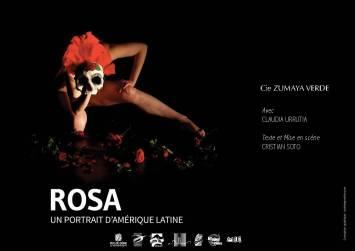 Image du Flyer dans Rosa